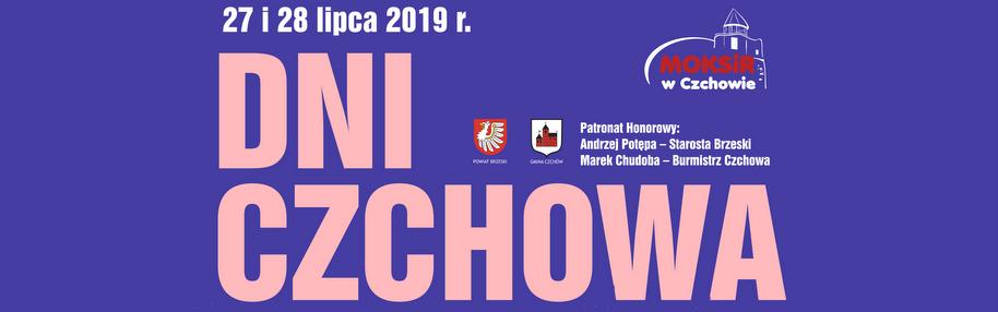Dni Czchowa 2019