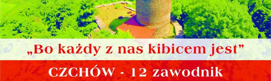 Magnes Kibica do nabycia w Centrum Informacji Turystycznej w Czchowie - 3,00 zł