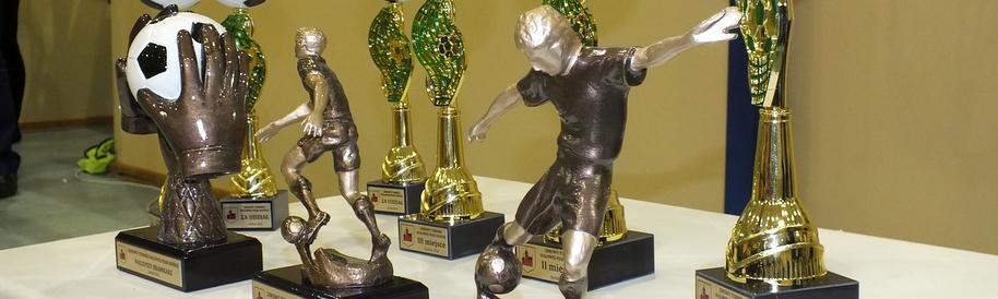 Zimowy Turniej Halowej Piłki Nożnej - nagrody