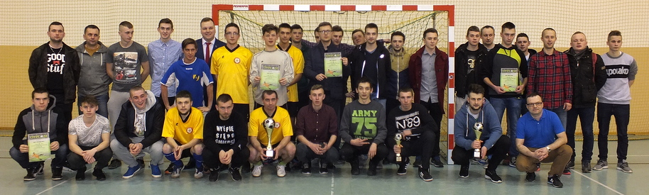 Gminny Turniej Halowej Piłki Nożnej Strażaków OSP o Puchar Burmistrza Czchowa