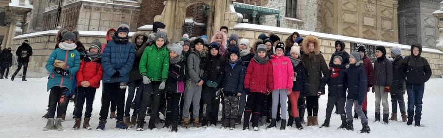 Ferie z MOKSiRem '2019 - Wawel w Krakowie