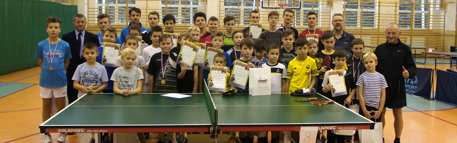 Turniej Tenisa Stołowego w Czchowie