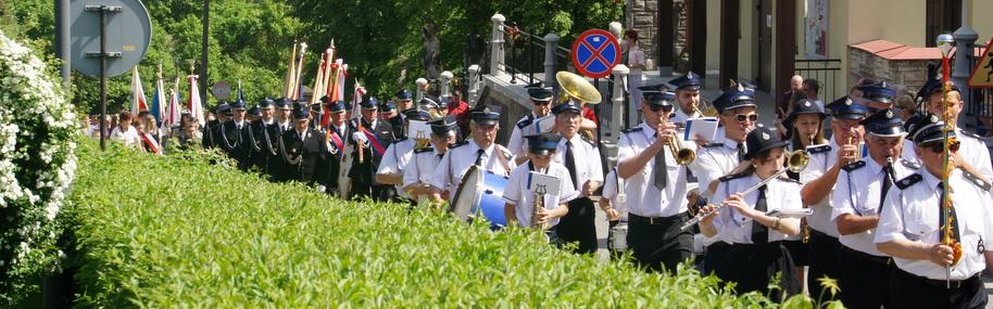 Obchody Uchwalenia Konstytucji 3 Maja w Czchowie