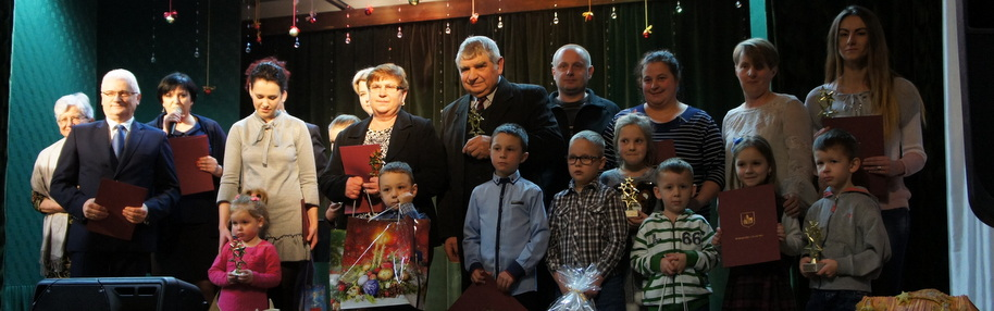 Rozstrzygnięcie V Gminnego Konkursu na Rodzinną Szopkę Bożonarodzeniową